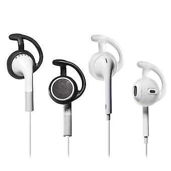SureFire EarLocks for Apple EarPods Headphones, Clear #ELA2-CLR-MPR