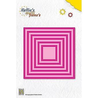 Nellie's Choice Multi Frame Die - quadrato di base MFD056
