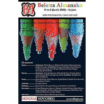 Beletra Almanako 8 Ba8  Literaturo En Esperanto by Camacho & Jorge