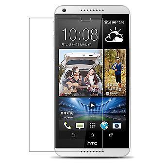 HTC Desire 820 Displayschutzfolie 9H Verbundglas Panzer Schutz Glas Tempered Glas