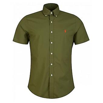Polo Ralph Lauren Slim Fit Stretch Kurzarm Shirt