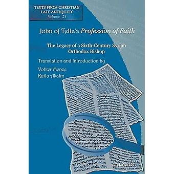 John of Tellas Profession of Faith by Menze & Volker