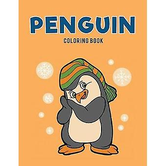 Penguin Coloring Book by Kids & Coloring Pages for