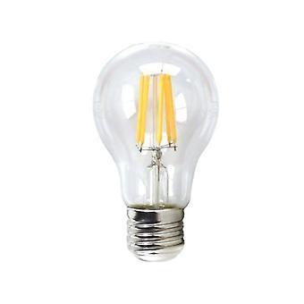 Sférická LED žiarovka Silver Electronics 1980627 E27 6W 3000K A + + (teplé svetlo)