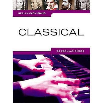 Really Easy Piano  Classical by Compiled by Heather Ramage