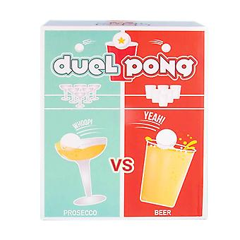 Duel Pong Party Game