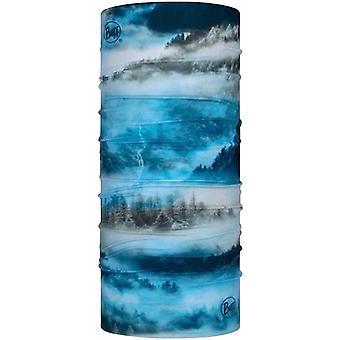 Buff Unisex Hollow Original Protective Outdoor Tubular Bandana Scarf - Blue