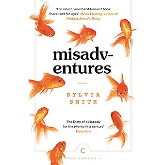 Misadventures by Sylvia Smith - 9781786893987 Book