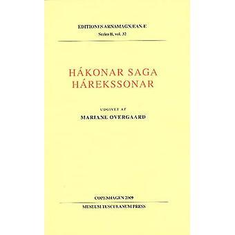 Hakonar Saga Harekssonar by Mariane Overgaard - Mirjam Lanjala - 9788
