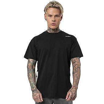 Religie 39eplg95 Plain Ripstop T-shirt - Zwart