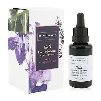 Edible Beauty No. 3 Exotic Goddess Ageless Serum 30ml/1oz
