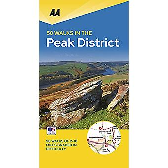 50 Walks in the Peak District - 9780749581213 Book