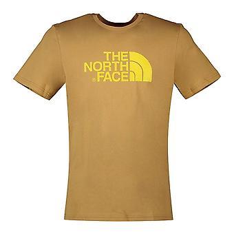 הפנים הצפון קל T92TX3D9V לגברים קיץ אוניברסלי חולצת טריקו