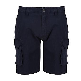 Luke | Cango Zm471002 Cargo Shorts - Navy