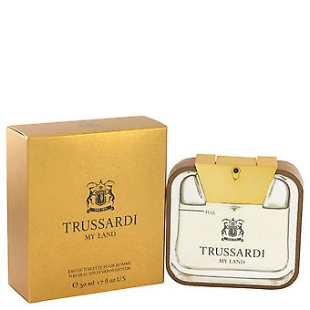 Trussardi My Land Eau de Toilette 50ml Spray