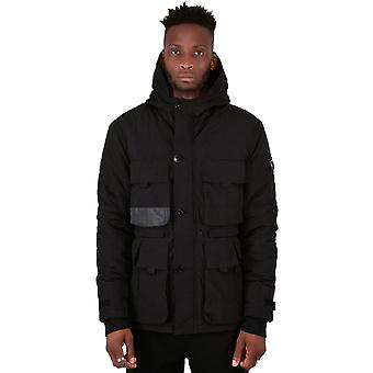 Marshall Artist Compacta Resin Field Jacket - Black-XL
