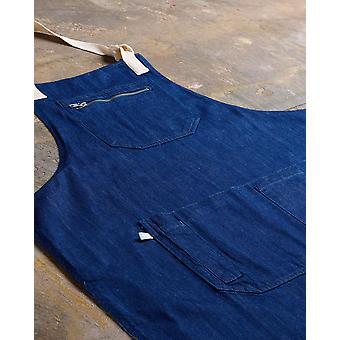 The #9004 carpenter apron - rinsed