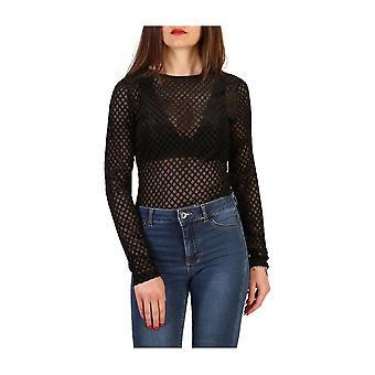 Guess -BRANDS - Clothing - Bodysuits - 71G631_6508Z_JBLK - Women - Schwartz - XS