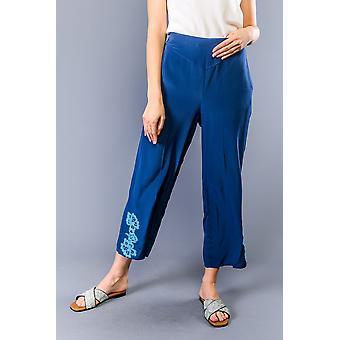 Women's Twinset Blue Pants