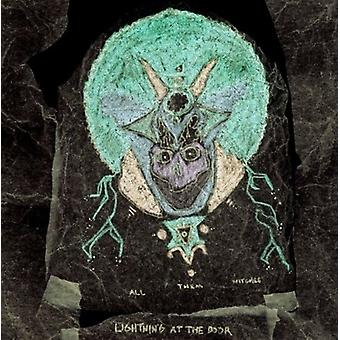 All Them Witches - Lightning at the Door [CD] USA import