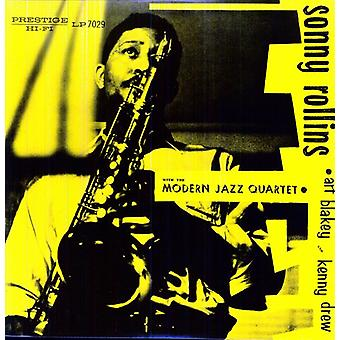Sonny Rollins - Sonny Rollins med den Modern Jazz Quartet [Vinyl] USA import