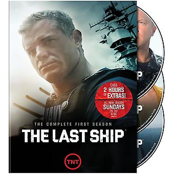 Last Ship: The Complete First Season [DVD] USA import