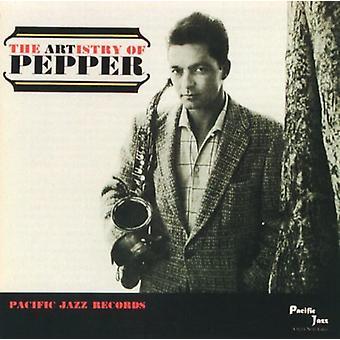Art Pepper - Artistry of Pepper [CD] USA import