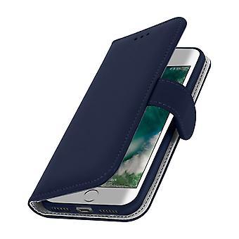 Cover til iPhone SE 2020/8/7 Kortholder Funktion Kado Dux Ducis Blue