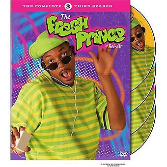 Fresh Prince of Bel-Air: Season 3 [DVD] USA import