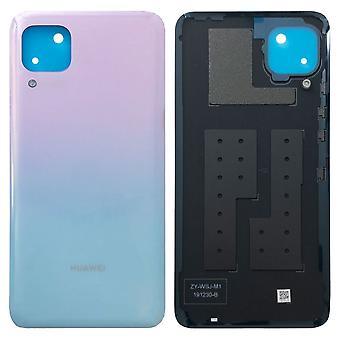 Huawei akku korkki akku kansi akun kansi vaaleanpunainen / Sakura vaaleanpunainen P40 Lite 02353MVE korjaus uusi