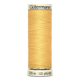 Gutermann Costura-tudo 100% Polyester Thread 100m Código de Cor da Mão e da Máquina - 415