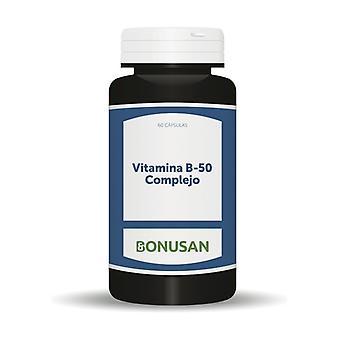 Vitamin B-50 Complex 60 tablets