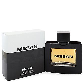 Nissan classic eau de toilette spray by nissan 550461 100 ml