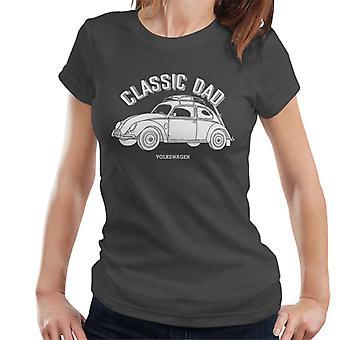Volkswagen Classic Dad Beetle Women's T-Shirt