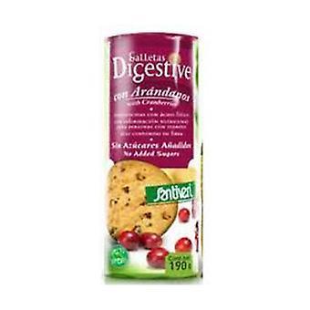 Sugar Free Blueberry Digestive Cookies 190 g