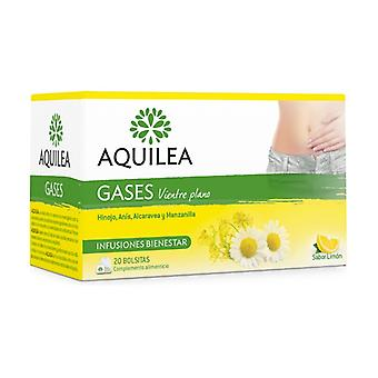 Aquilea Gases Infusions 20 packets