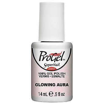 SuperNail ProGel Gel Nail Polish - Glowing Aura 14ml