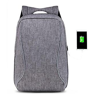 Anti-theft computer business travel backpack