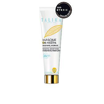 Talika Vegetal-gold Enlightens & Moisturising Mask 38 Gr For Women