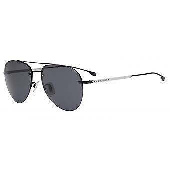 Sunglasses Men 1066/F/S003/IR Men's matt black/grey