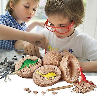 Diy Jurassic Welt Dinosaurier Ei Kinder