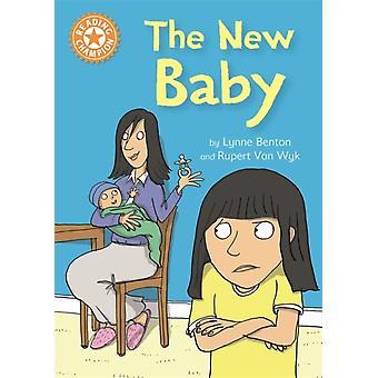 Lese-Champion das neue Baby unabhängige Lesung Orange 6 von Lynne Benton & illustriert von Rupert Van Wyk
