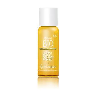Exquisite oil with organic Argan oil 50 ml of oil