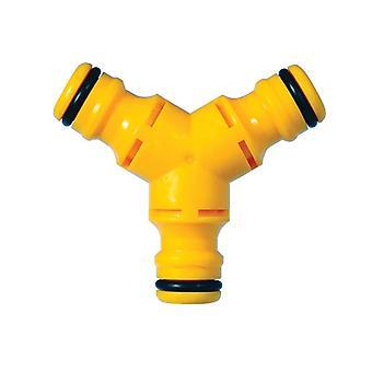 Hozelock 2293 Y Connector 12.5mm (1/2in) HOZ2293