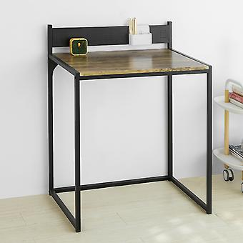 SoBuy computer desk work desk office desk for home office table FWT66-SCH