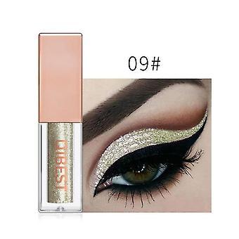 Professionel Skinnende Eye Liner Pen Kosmetik Makeup Beauty