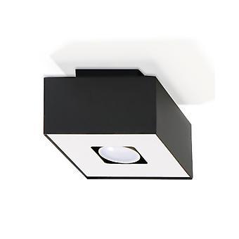 Plafond Mono 1 Preto