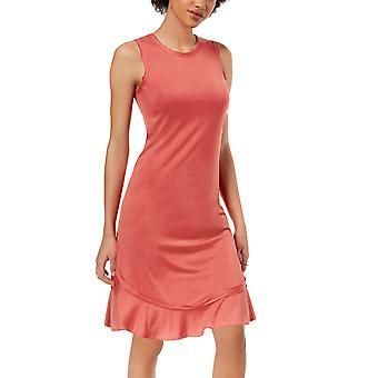 Maison Jules | Ruffled Hem A-Line Dress