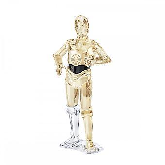 Swarovski Star Wars C3PO Crystal Sculpture 5473052