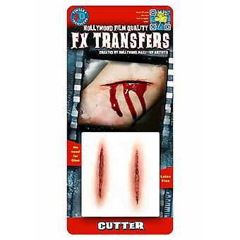 Tinsley Transferts 3D Fx Transferts Petits (Cutter)